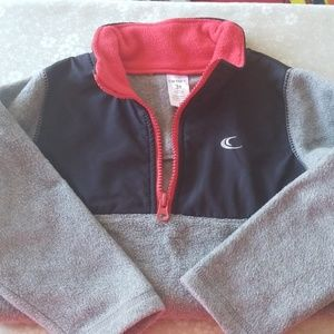 Boys 1/4 Zip Pull Over